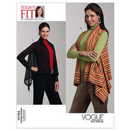 Mccall Pattern V1124 All Sizes -Vogue Pattern