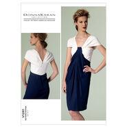 Mccall Pattern V1281 E5 (14-16--Vogue Pattern