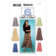 Mccall Pattern B4136 8-10-12 -Butterick Pattern