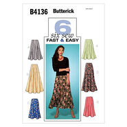Mccall Pattern B4136 14-16-18 -Butterick Pattern