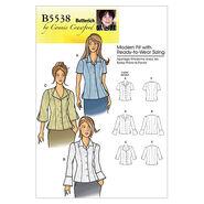 Mccall Pattern B5538 Woman (Xxl-Butterick Pattern