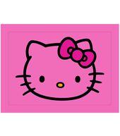 Sanrio Hello Kitty Pink Pillow