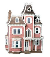 Greenleaf Dollhouse Deluxe Kit-Beacon Hill