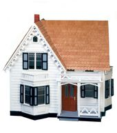 Greenleaf Dollhouse Deluxe Kit-Westville