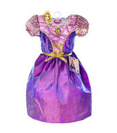 Disney Princess Rapunzel Sparkle Evening Dress