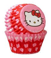 Wilton Mini Baking Cups-Hello Kitty 100\/Pkg