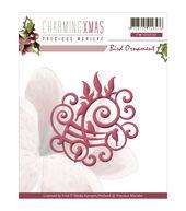 Precious Marieke Charming Xmas Die-Bird Ornament