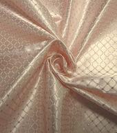 b55a73fe0 SKU-15328685 Glitterbug Satin Fabric 59-Pink and Silver Diamond from  Joann.com