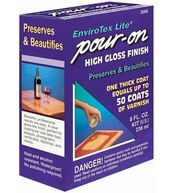 Envirotex Lite Pour On High Gloss Finish