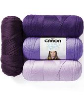 Caron� Simply Soft Yarn - Sunshine