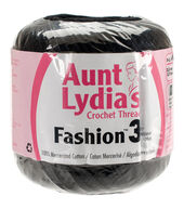 Aunt Lydias Fashion Crochet Thread