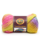 Lion Brand Landscapes Yarn - Tropics
