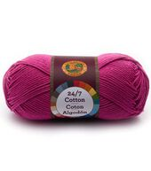 Lion Brand� 24/7 Cotton Yarn