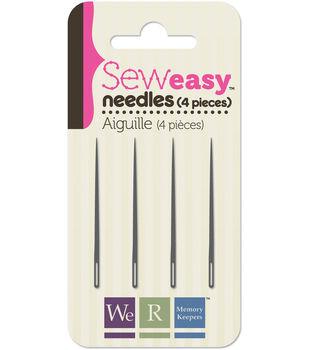 We R Memory Keepers Sew Easy Needles