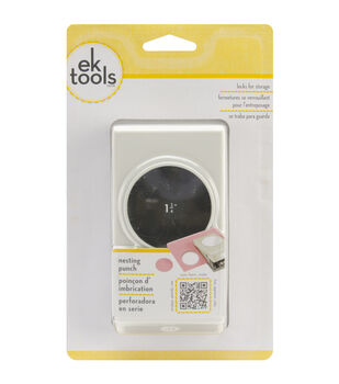 """Nesting Paper Punch-Circle 1.75"""""""