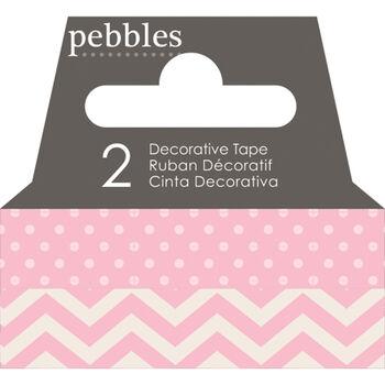 Pebbles Basics Washi Tape