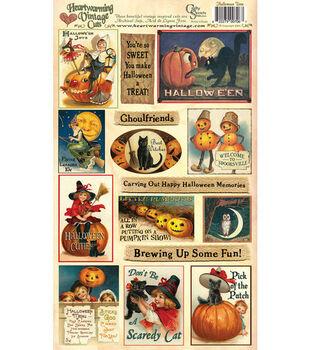 Heartwarming Vintage Cuts-Halloween Time