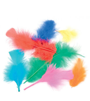 7 gr. Fluffy Feathers