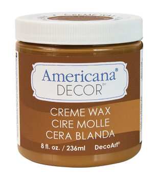 Decoart Golden Brown - Decor Creme Wax