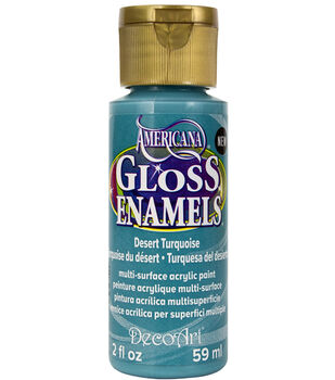 Deco Art Americana Crystal Gloss Enamels 2 Ounces