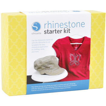 Silhouette America Inc Rhinestone Starter Kit