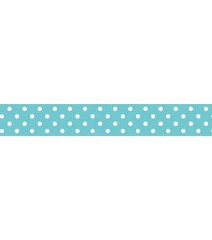 Washi Tape 15mm 12 Yards/Roll-Swimming Pool Swiss Dot