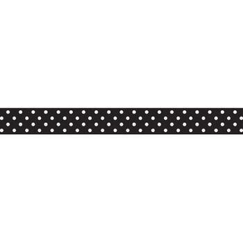 Doodlebug Washi Tape Beetle Black Swiss Dot