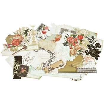 Kaisercraft On This Day Collectables Cardstock Die-Cuts