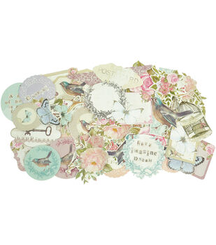 Kaisercraft True Romance Collectables Cardstock Die-Cuts