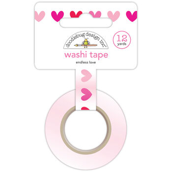 Doodlebug Washi Tape Endless Love