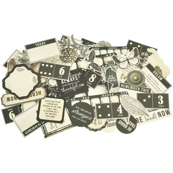 Kaisercraft Art Of Life Collectables Cardstock Die-Cuts
