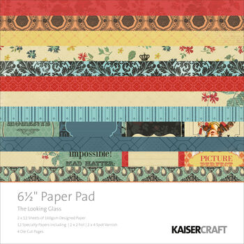 Kaisercraft The Looking Glass Paper Pad