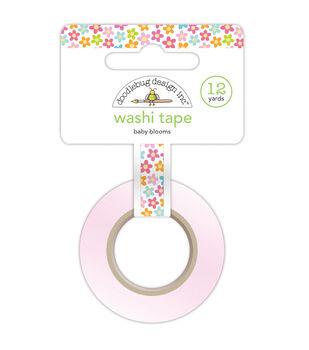 Springtime Washi Tape-Baby Blooms