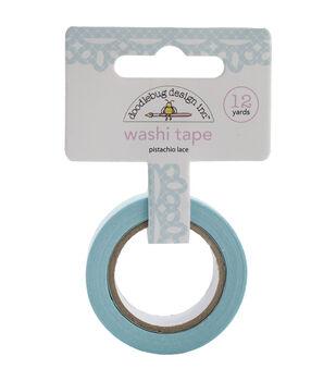 Doodlebug Pistachio - Sugar Shoppe Washi Tape