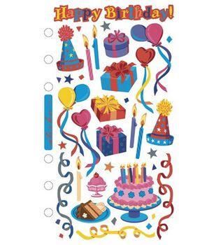Sticko Stickers-Birthday Party