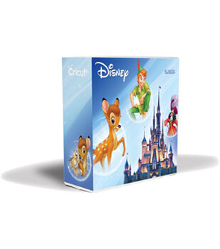 Cricut Provo Craft Shape Cartridge Disney Classics