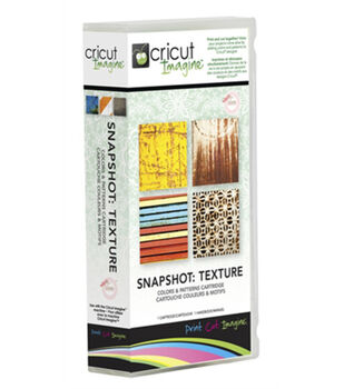 Provo Craft® Cricut® Imagine Colors & Patterns Cartridge-Texture