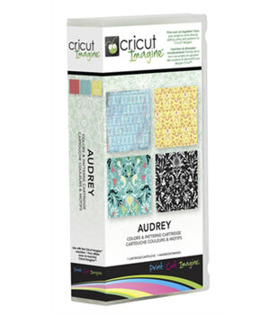 Provo Craft® Cricut® Imagine Colors & Patterns Cartridge-Audrey