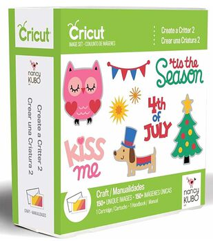 Cricut Everyday Cartridge Create a Critter 2
