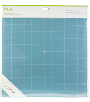 "Cricut Cutting Mat 12""X12""-Light Grip"