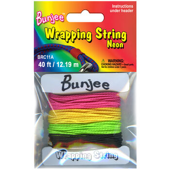 Bungee Wrap String Neon