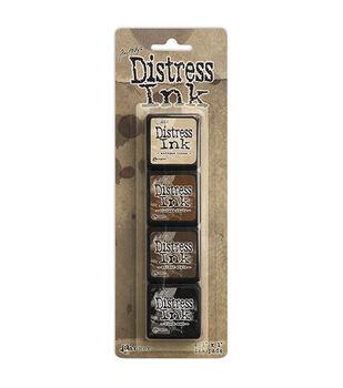 Distress Mini Ink Kits-Kit 3