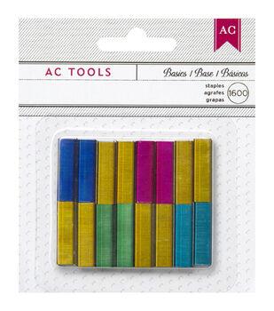 American Crafts Diy Basic - Mini Staple Refills