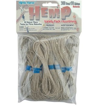 Hemp Variety Pack-300ft/Naturals