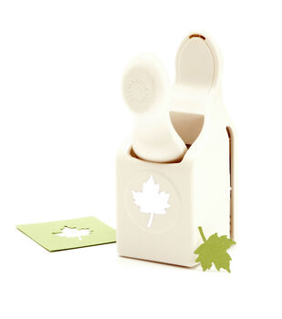 Martha Stewart Crafts Punch-Maple Leaf