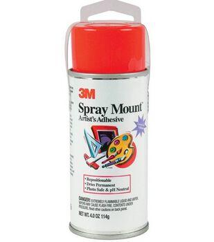 3M Spray Mount Artist's Adhesive