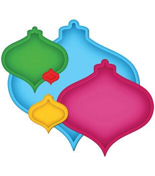 Spellbinders Nestabilities Dies-Heirloom Ornament For 2011