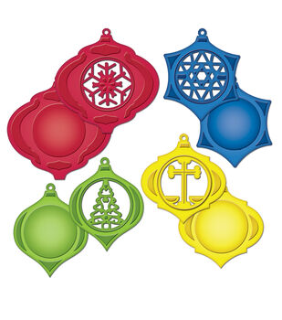 Mix-N-Match Ornaments Shapeabilities Dies