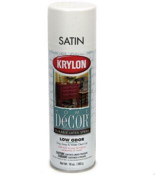 Krylon HomeDec Latex Spray Paint 10oz-Many Colors