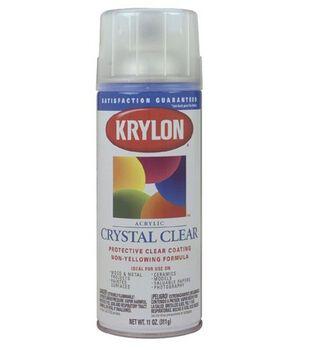 Krylon Clear Gloss Protective Spray Coating